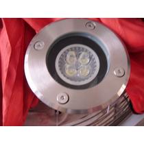 Lampara Sumergible Alberca 4 Super Led Blanco Puro Ip67