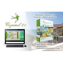 Hoteles, Cozumel 2.0, Sistema Para Hoteles, Cuentas Maestras