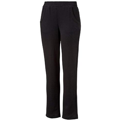 Pants Puma Mujer Negro 83182001 Ess Sweat Pants Tr Op 5e9af238757f