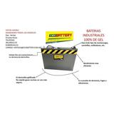 Batería Industrial Para Montacargas De Gel