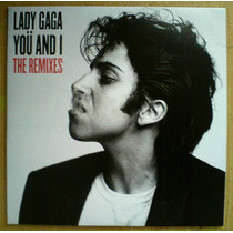 Lady Gaga Applause Cd + Yoü And I (the Remixes) Maxi Cd
