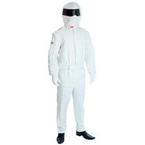 Racing De Vestuario Driver - Medio Blanca Para Hombre Traje