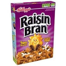 Kellogg Raisin Bran Cereal Cajas 18,7 Onzas (paquete De 4)