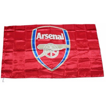 Banderas Arsenal Football Club 150x90cm Londres Inglaterra