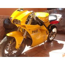 Ducati 748s, Vendo En Partes Y Piezas