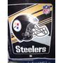 Cobertor Ligero Pittsburgh Steelers Envio Incluido
