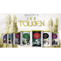 Colección Completa De Libros De Tolkien Señor Anillos Y Mas