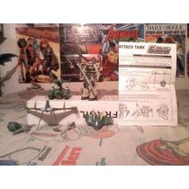Gundam Mobile Suit Zaku Y Magella Attack Tank Bandai