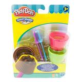 Play Doh Sweet Shoppe Moldes De Helados Hasbro