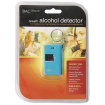 Alcoholimetro Bactrack Llavero Portátil Digital -azul
