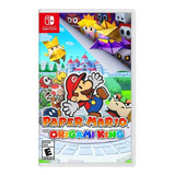 Paper Mario: The Origami King Físico Nintendo Switch