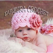 Gorros Tejidos Crochet Bebé Recién Nacido Regalo Baby Shower