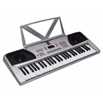 Teclado Musical Profesional C/funcion D/grabacion Y Display.
