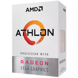 Procesador Amd Athlon 200ge Radeon Vega3 4cor Apu Socket Am4