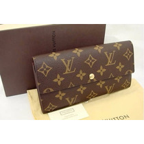 -wow¡ Cartera Louis Vuitton Sarah Monogram Disponible ¡¡