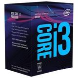 Procesador Intel Core I3 8100 3.6ghz 6mb 1151 Quad Core