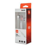 Audifonos Jbl T210 In-ear Pure Bass Metalico Manos Libres