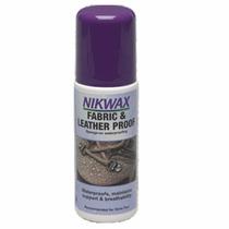 Tela Impermeabilizante - 125ml Guante Nikwax Leather Proof Y