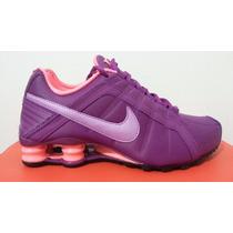 Tenis Nike Shox Junior 24 Cm - 4 Mx 100% Nuevos