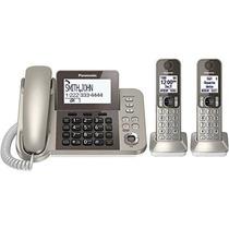 Panasonic Kx-tgf352n Cable / Inalámbrico 2 Auricular Teléfon