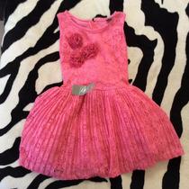 Vestido Ñina Talla 6-8 Años