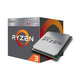 Procesador Amd Ryzen 3 2200g 3.5ghz Am4 Radeon Vega 8 4core