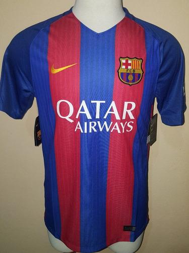 Jersey Barcelona Nike 2016 17 100% Original 01e49c68b5f0b