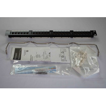 Patch Panel Cat6 24 Pts Systimax 760062372 C25