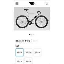 Keirin Pro Purefix 440bikes En Fb Fixie Bicicleta Pure Fix