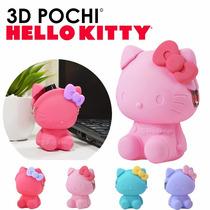 Monedero Pochi 3d Hello Kitty