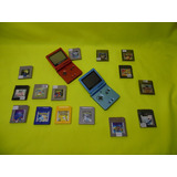 Consola Gameboy Advance Sp Con 1 Juego A Escoger