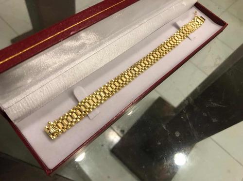 1a12cf0e3e9b Pulsera Rolex 20 Cm Y Anillo Plata Con Baño De Oro De 14k en venta en Fuego  Nuevo Iztapalapa Distrito Federal por sólo   5999