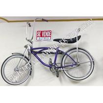 Bicicleta Lowrider Rodada 20 Retro Clasica Chola Usada