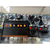 Atari Flashback 2,, Con 2 Controles,sus Cables