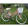 Bicicleta Retro Vintage Rosa Dama Y Caballero Varios Colores