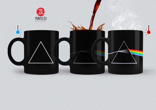 Tazas Mágicas Pink Floyd - Promo 3 Tazas 8c99243377d