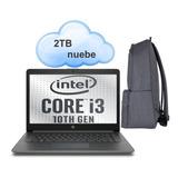 Laptop Hp Ultima Generacion 8gb 1tb Delgada, Ligera Ahorrado