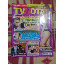Revista Tv Notas Portada Hector Suarez Poster Yanilen