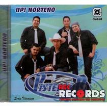 Grupo Pisteador Norteño, Up! Norteño, Discos Ciudad Nuevo!!!