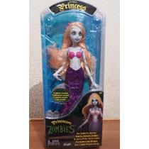 Princesa Zombie Ariel La Sirenita Disney Famosa Muñeca Nueva