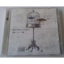 Zoe Musica De Fondo Unplugged Cd Doble 1a Edicion 2011 Bvf