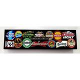 Marcas Cerveza Extranjera Cantina Cuadro Cartel Bar
