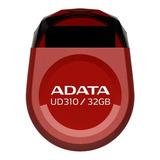 Memoria Usb Adata Ud310 32gb Rojo