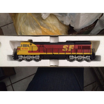 Tren Ho Atlas Locomotora U36 Santa Fe No Athearn