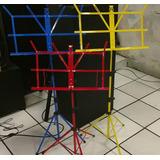 Estand Partitura Plegable De Color Portatil Incluye Bolsa