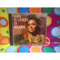 Maria De Lourdes Cd En Holanda 1994 Canada