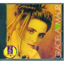 Graciela Mauri - Cd - Debut Homonimo 1988 -(remasterizado)