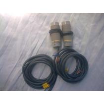 Sensor De Proximidad Capacitivo Marca Omron Mod. E2k-x15my2