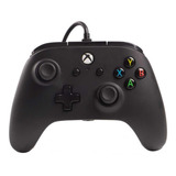 Control Joystick  Powera Enhanced Wired Controller Xbox One Black