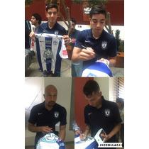 Jersey Tuzos Del Pachuca Autografiado X Todo Equipo Campeon
